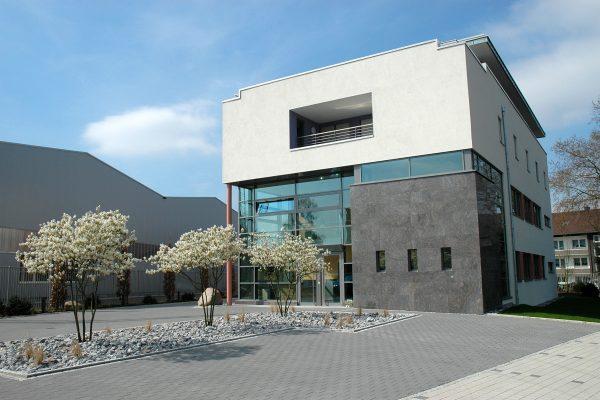 Tewes-Kampelmann Galabau Herne Neuanlage HTT Stein in Herne mit Bepflanzung Pflasterarbeiten Sichtschutz (3)