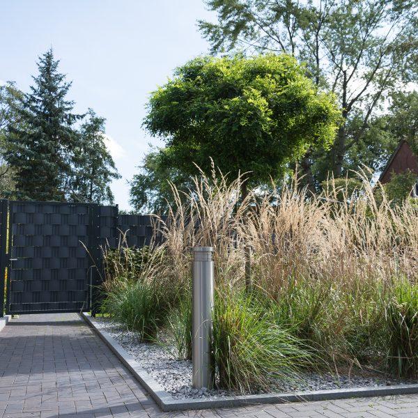 Tewes-Kampelmann Galabau Herne Neuanlage in Herne mit Bepflanzung Pflasterarbeiten Sichtschutz - Privatgarten 2 in Herne (22)