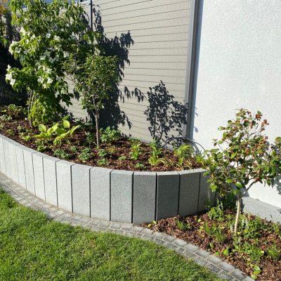 Tewes-Kampelmann Galabau Herne Neuanlage in Herne mit Bepflanzung Pflasterarbeiten Sichtschutz - Privatgarten in Gelsenkirchen (1)