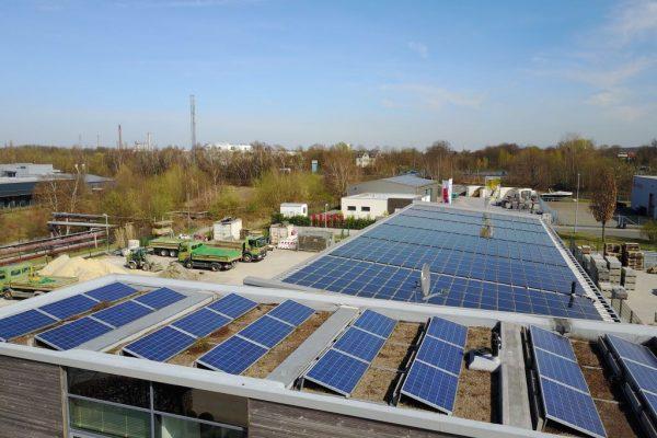 Tewes-Kampelmann Garten- und Landschaftsbau GmbH in Herne Unternehmen Lagerplatz Betriebshof (4)