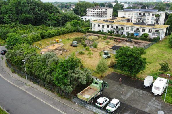 Tewes-Kampelmann Garten- und Landschaftsbau aus Herne - GaLaBau Wohnungsverein Herne Gemeinschaftsgarten Herne Süd (2)